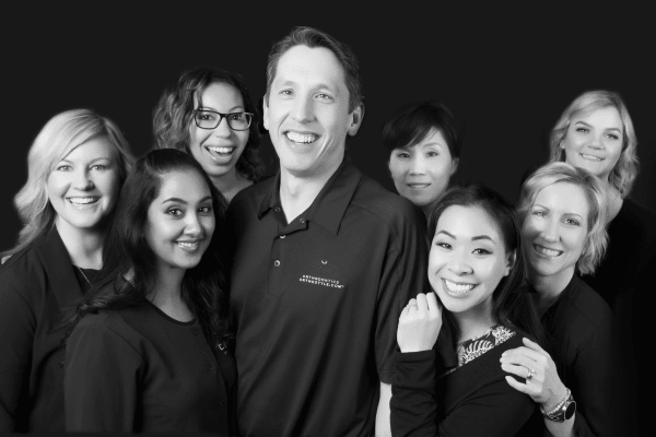 Team At Orthostyle Calgary