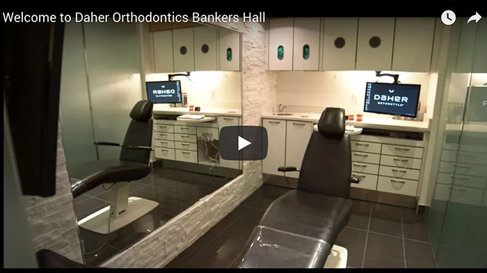 Welcome to Daher Orthodontics Bankers Hall